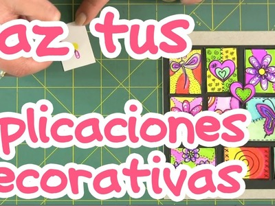 Scrapbooking: Crea tu decoración DIY IDEA