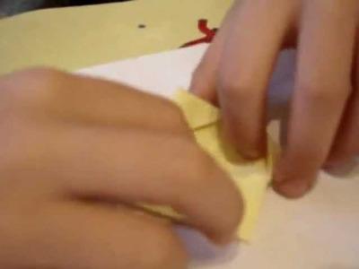 Choza de origami Club del Origami MIOLive 2012