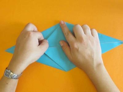 Como hacer un Elefante - Tutorial de Origami