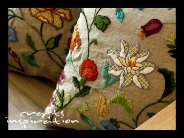 CRAFTS INSPIRATION - COJINES Y ALMOHADAS