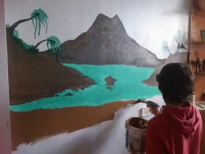 Diy. Decora y pinta dormitorio juvenil de chico