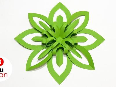 Flor en Origami para San Valentín - Vito