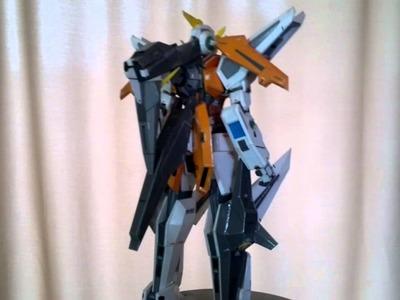 Gundam Kyrios papercraft