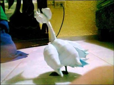 Jav papercraft pokemon