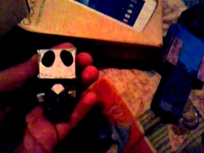 Mi coleccion de papercraft
