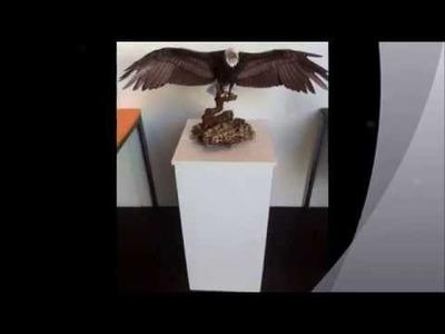 Museo Papercraft (Olivenza, Badajoz)