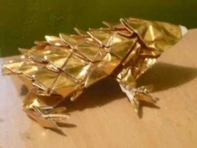 Origami y dibujo artistico