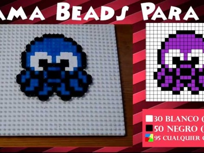Pulpo - Tutorial Hama Beads