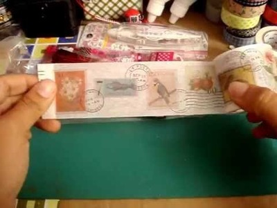 Regalitos de Japón =3 ♥ (washitape + papeleria)
