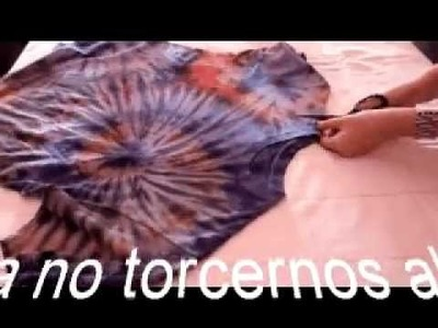 Video-tutorial camiseta inspirada en Adam Saaks