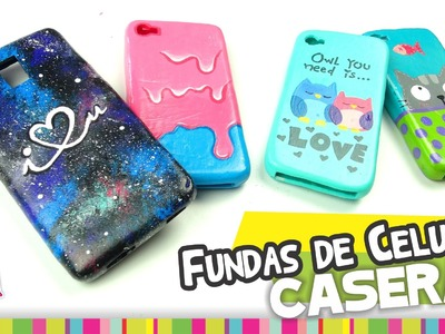 MEDIO✔ Fundas para Celular de SILICÓN. Cellphone silicon case
