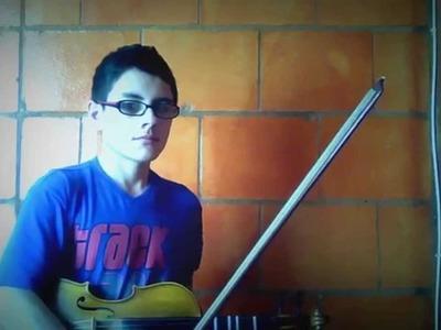 Oceanos Evan Craft Violin