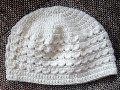 Tejer un gorro para chicas - Gorro en crochet de BerlinCrochet