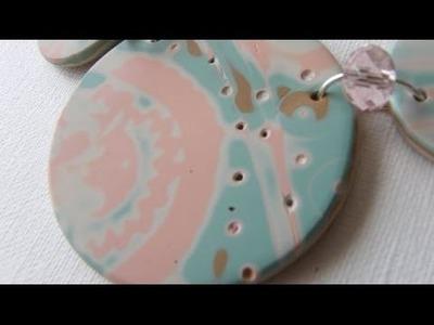 Tutorial mokume gane - Polymer clay mokume gane tutorial