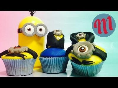 Decora con Minions muffins, cupcakes y postres | DIY