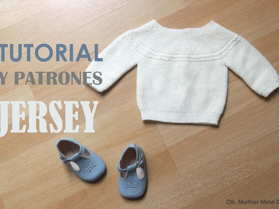 DIY Tutorial Jersey Princesa Charlotte (patrones gratis)