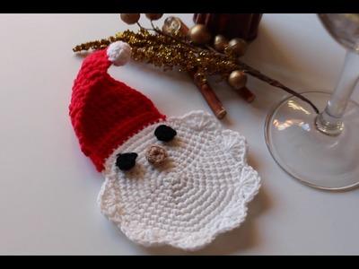 Papá Noel a Crochet paso a paso.Parte 1º.cucaditasdesaluta