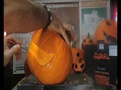 Como Hacer Calabaza Halloween 2