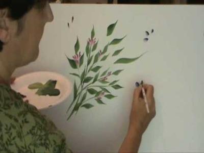 Disfruta pintando flores 3 a