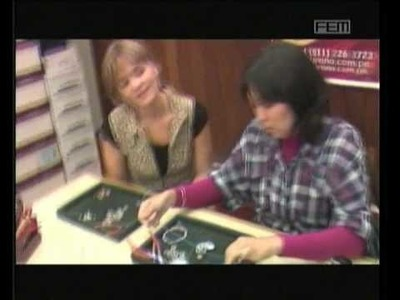 III PART CON TUS PROPIAS MANOS EN TALLER DE MURANO FEM TV CANAL 14