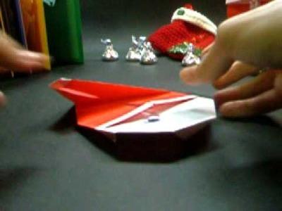 Ku-Ku ORIGAMI-Santa