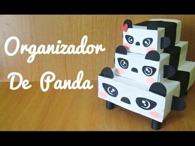 Organizador de Panda (Manualidad 136)