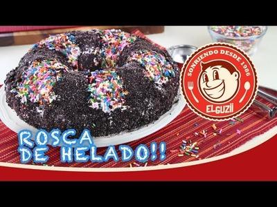 Pastel de Helado (con Oreo) - El Guzii