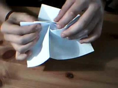 Rosa origami EXPLICADO