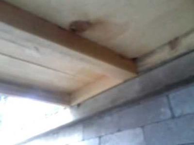 Sistema de losas de concreto hecho en obra con cimbra de madera LOSARYD