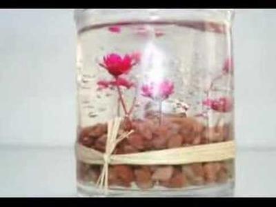 Velas Marinas y florales