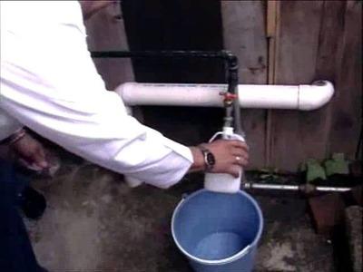 COFEPRIS. Desinfección de Tinacos y Cisternas