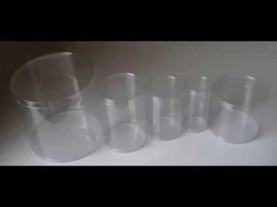 Como armar una caja para regalo transparente en 1 minuto.0001.mpg