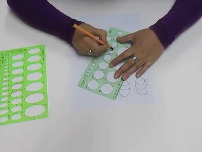 DIY Como dibujar ojitos facil en Foami, Goma Eva, Microporoso, Easy Crafts