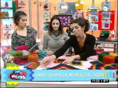 LUCILA en TV!!