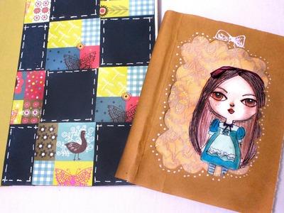 Papelitos 123: decora tus cuadernos ♥ MIKU