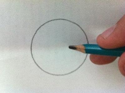 TRUCO: Dibuja un Círculo PERFECTO!