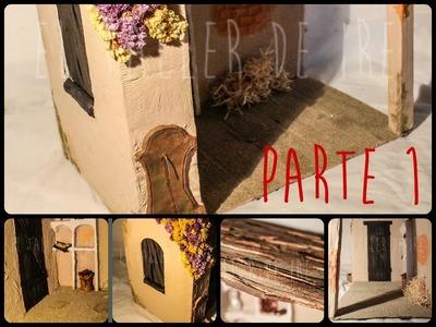 Belenismo: Portal paso a paso (PARTE 1)