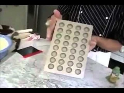CHOCOLATES  BOMBONES DE MENTA