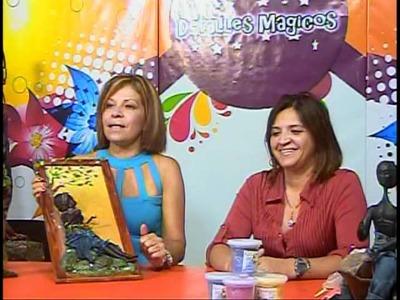Detalles Magicos con MimiLuna invitada Norma Duarte especialista en MasaFlexible parte1