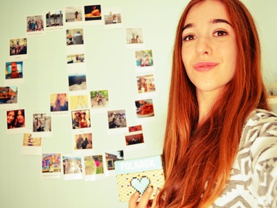 DIY|3 Ideas para decorar tu cuarto con fotos