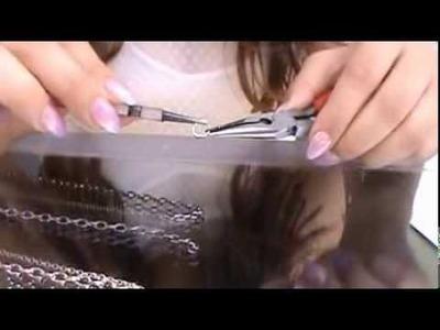 DIY│Cadena para el cabello│Dollsmac04