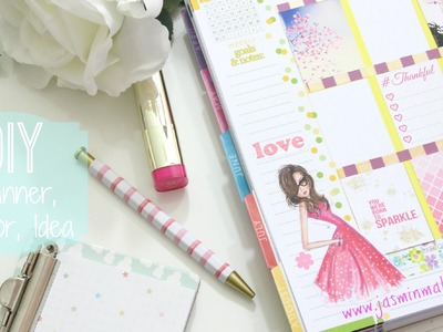 DIY Decora tu agenda, Stickers, Ideas