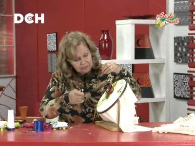 Guarda cositas con Flor de Loto - Irma Ramos