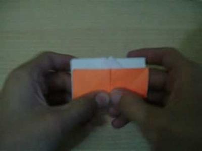 Mariposa de origami Facil - Origami buterfly easy