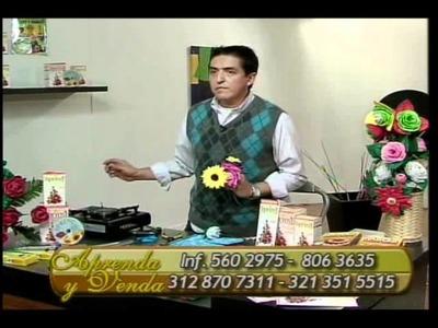 Teleamiga - Aprenda y Venda - 24 agosto 2011 - Parte 3 de 6