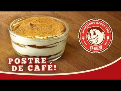 Tiramisu (Postre de Café) - El Guzii