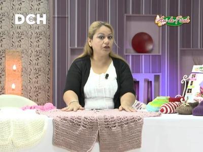 Chaleca Caladita - Lili Lopez