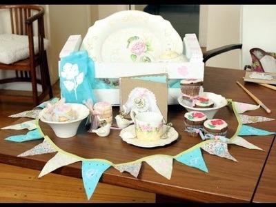 Como aplicar stencil - Decorar cookies con glase  y tarjetas para invitaciones  Maria Rita Pinotti