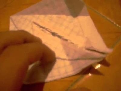 Como hacer  un corazon de papel #3