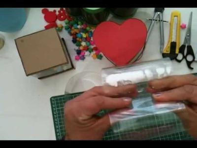 DIY: Organizadores o cajitas para regalo
